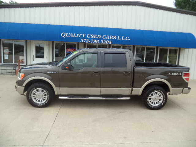 ... USED CAR INVENTORY · BRUNO HANDICAP LIFT · 2009 FORD F-150 LARIAT & USED CAR INVENTORY - QUALITY USED CARS LLC 1301 S. OAK ST ... markmcfarlin.com