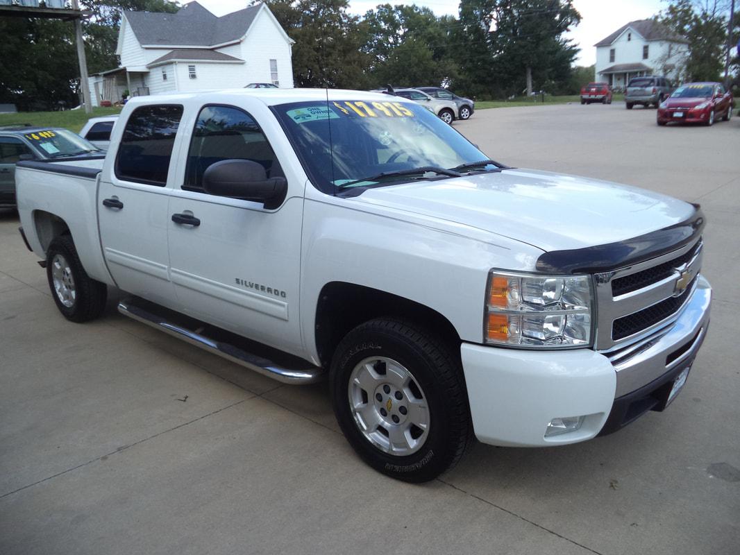 2010 CHEVY SILVERADO 1500 LT - QUALITY USED CARS, LLC 1301 S. OAK ...
